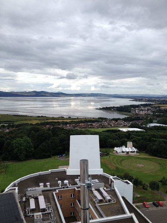 Repeatit Trinity 316TDD install in Dundee, Scotland